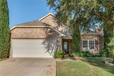 Little Elm Single Family Home For Sale: 604 Creekside Drive