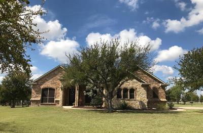 Azle Single Family Home For Sale: 130 Antler Ridge Court