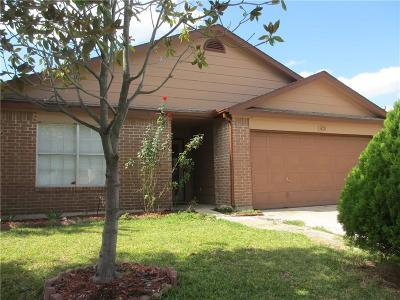 Denton Single Family Home For Sale: 1201 Beechwood Drive