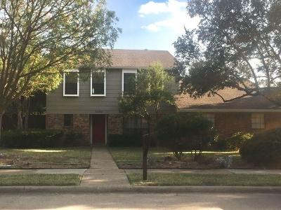 Plano Single Family Home For Sale: 4400 Boston Drive