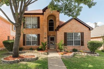 Mesquite Single Family Home For Sale: 715 Indian Paint Drive