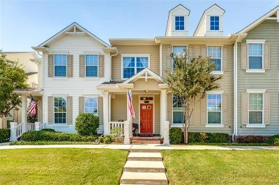 North Richland Hills Townhouse Active Option Contract: 6275 Sherbert Drive