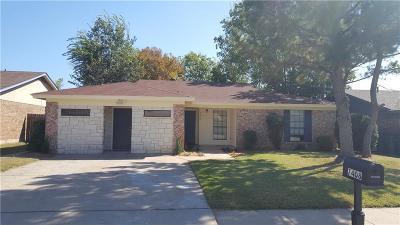 Watauga Single Family Home For Sale: 7408 Meadowdale Drive