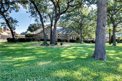 Keller Single Family Home Active Option Contract: 405 Moonlight Lane