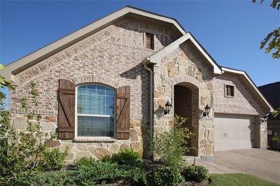 Lewisville Single Family Home For Sale: 2283 Prairie Glen Street