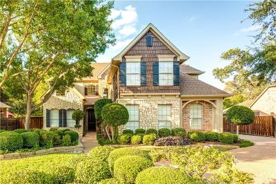 Colleyville Single Family Home For Sale: 130 Mill Valley Drive