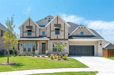 Prosper Single Family Home For Sale: 770 Ascot