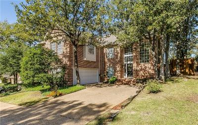 Highland Village Single Family Home Active Kick Out: 2506 Timber Crest Lane