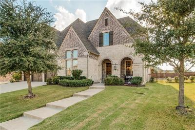 Prosper Single Family Home For Sale: 921 Escalante Trail
