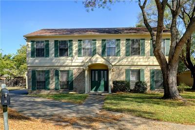 Trophy Club Single Family Home For Sale: 1 Straight Creek Court