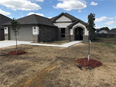 Kaufman Single Family Home For Sale: 1406 Still Meadow Drive