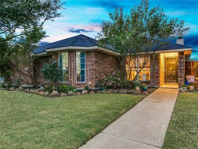 Rockwall Single Family Home For Sale: 2141 Danbury Drive