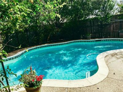 Denton Single Family Home For Sale: 7013 Chaucer Drive