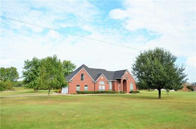 Canton Single Family Home Active Option Contract: 379 Vz County Road 4137