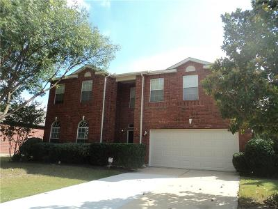 Little Elm Single Family Home For Sale: 2312 Sumac Court
