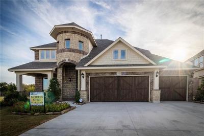 Burleson Single Family Home For Sale: 143 Hawks Ridge Trail