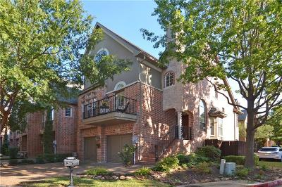 Addison Townhouse Active Option Contract