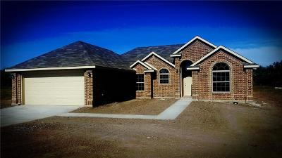 Terrell Single Family Home Active Option Contract: 16158 County Road 355