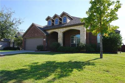 Little Elm Single Family Home For Sale: 3044 Lakefield Drive