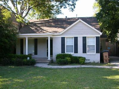 Dallas Single Family Home For Sale: 4529 W Amherst Avenue