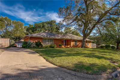 Dallas County Single Family Home For Sale: 807 Knott Place