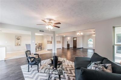 Carrollton Single Family Home For Sale: 1812 Addington Drive