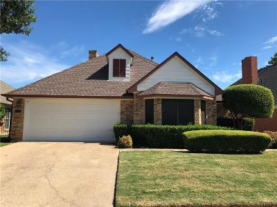 Garland Single Family Home For Sale: 2806 Laurel Oaks Drive