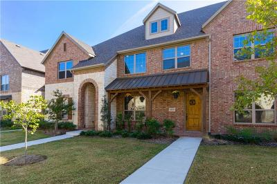 Carrollton Townhouse For Sale: 4658 Rhett Lane #D