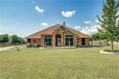 Weatherford Single Family Home For Sale: 143 English Lake Court
