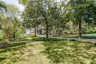 Dallas County Single Family Home For Sale: 6905 Vassar