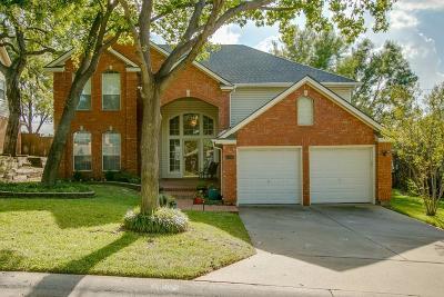 Highland Village Single Family Home For Sale: 2305 Glen Ridge Drive