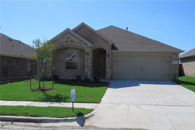 Single Family Home For Sale: 1317 Crescent View Drive