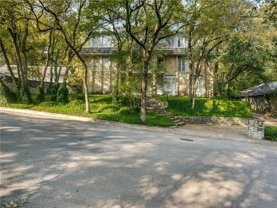 Fort Worth Single Family Home Active Option Contract: 5305 Quail Run Street