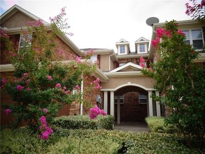 The Colony Townhouse Active Option Contract: 5828 Clearwater