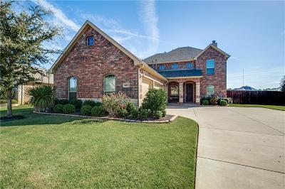 Arlington Single Family Home Active Option Contract: 8003 Wildrock Drive