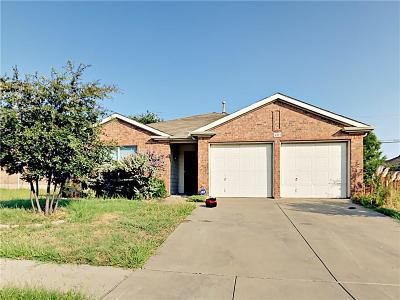 Arlington TX Single Family Home For Sale: $173,000