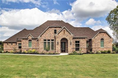 Aledo Single Family Home For Sale: 105 Whitney Court
