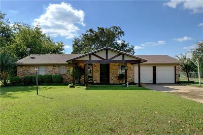 Crowley Single Family Home Active Option Contract: 1506 Impala Drive