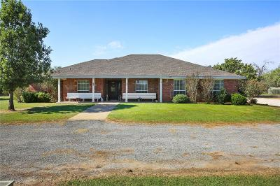 Stephenville Single Family Home For Sale: 1481 Private Road 710
