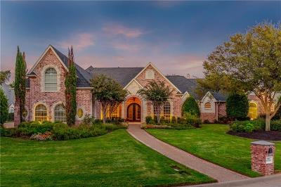 Mansfield Single Family Home Active Option Contract: 1004 Walnut Falls Circle
