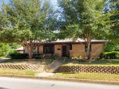 Fort Worth Single Family Home For Sale: 3151 Cortez Drive