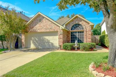 Carrollton Single Family Home Active Contingent: 3803 Seminole Circle