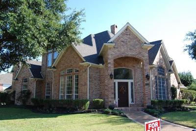 Southlake TX Single Family Home Active Contingent: $598,000