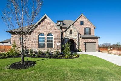 Mckinney Single Family Home For Sale: 6512 Palmetto Bluff
