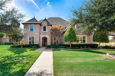 Colleyville Single Family Home Active Option Contract: 605 Montreux Avenue