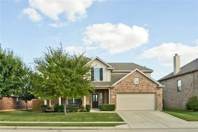 Fort Worth Single Family Home For Sale: 15440 Landing Creek Lane