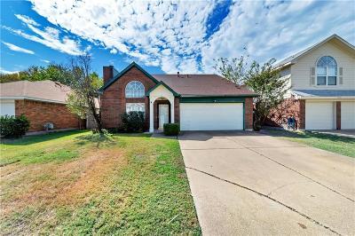 Grand Prairie Single Family Home For Sale: 3305 Wilmington Drive