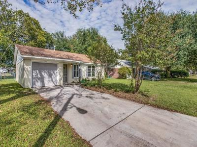 River Oaks Single Family Home Active Option Contract: 5608 N Schilder Drive