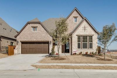 Prosper Single Family Home For Sale: 2731 Old Shire Path Road
