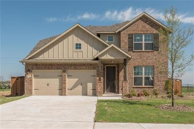 Prosper Single Family Home For Sale: 5430 Mustang Drive